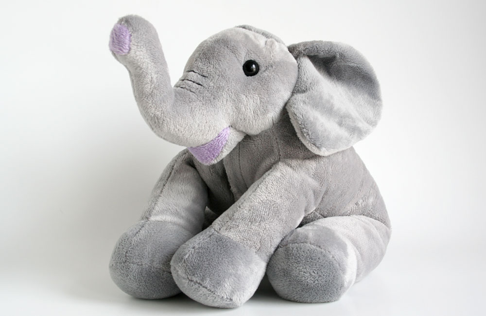 Ellie Lavender Elephant Lavender Stuffed Animals Aromatherapy