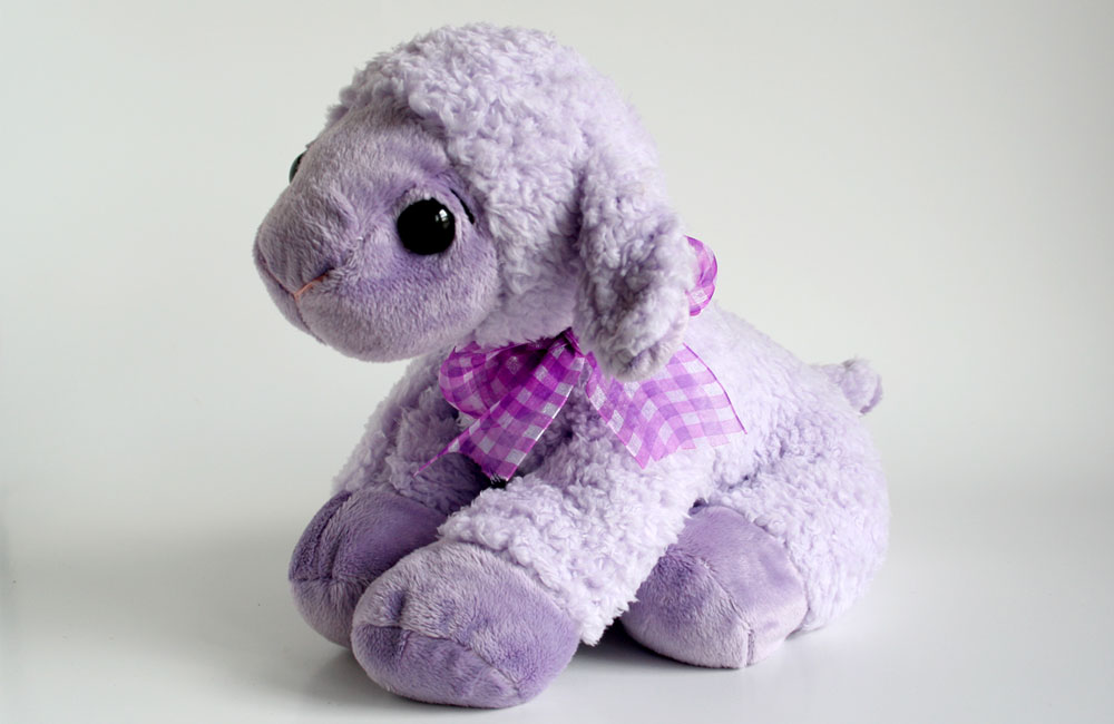 Lovey Lavender Lamb Lavender Stuffed Animals